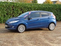USED 2009 09 FORD FIESTA 1.4 TITANIUM TDCI 5d 68 BHP 126000 miles new cambelt kit fitted