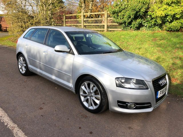 USED 2011 11 AUDI A3 1.6 TDI SPORT 5d 103 BHP **£20 ROAD FUND**SUPERB DRIVE**GREAT CONDITION**