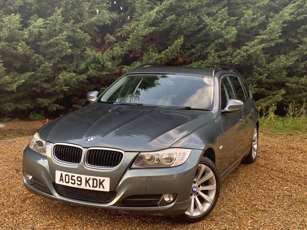 USED 2009 59 BMW 3 SERIES 2.0L 320I SE TOURING 5d AUTO 168 BHP