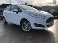 USED 2013 13 FORD FIESTA 1.5 ZETEC TDCI 5d 74 BHP 2KEYS+0 ROAD TAX+ELECS+MEDIA+ALLOYS+CLEAN CAR+AIRCON+HISTORY+CD+