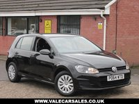 2014 VOLKSWAGEN GOLF 1.6 TDI BLUEMOTION TECHNOLOGY 5dr £6490.00
