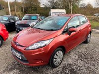 USED 2010 10 FORD FIESTA 1.2 EDGE 5d 59 BHP