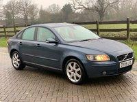 2005 VOLVO S40 2.0 SE D 4d 135 BHP £850.00