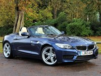 USED 2012 12 BMW Z4 3.0 Z4 SDRIVE30I M SPORT ROADSTER 2d AUTO 254 BHP £285 PCM With £1499 Deposit