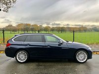 USED 2014 14 BMW 3 SERIES 2.0 318D LUXURY TOURING 5d 141 BHP
