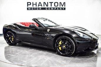 2011 FERRARI CALIFORNIA 4.3 2 PLUS 2 2d AUTO 460 BHP £67890.00