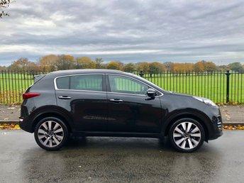 2018 KIA SPORTAGE 1.7 CRDI 3 ISG 5d AUTO 139 BHP £17995.00