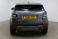 "USED 2015 65 LAND ROVER RANGE ROVER EVOQUE 2.0 TD4 SE 5d 177 BHP Finished in a stunning Corris grey + full black leater seats + 18""alloy wheels + HEATED SEATS + ELEETRIC SEATS + DAB RADIO + DUAL CLIAMTE CONTROL + START/STOP SYSTEM + AIRCON + MULTIFUNCTION STEERING WHEEL + CRUISE CONTROL & FRONT AND REAR PARKING SENSORS"