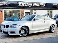USED 2010 10 BMW 1 SERIES 3.0 125I M SPORT, FULL BMW HISTORY