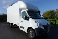 USED 2016 66 RENAULT MASTER LL35 BUSINESS LWB LUTON WITH TAILIFT 2.3 DCI 125 BHP ULEZ COMPLIANT Direct From One Company Owner, LWB GRP Luton With 500 Kg Tailift, Very Clean Condition Inside And Out!