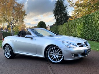 2008 MERCEDES-BENZ SLK 3.5 SLK350 2d AUTO 269 BHP LOW MILES+AIR SCARF GREAT EXAMPLE WITH ALL FACTORY FITTED EXTRAS ENQUIRE TODAY  £6995.00