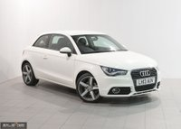 USED 2013 13 AUDI A1 1.6 TDI SPORT 3d 103 BHP BUY NOW, PAY 2 MONTHS LATER