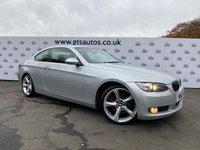 USED 2008 58 BMW 3 SERIES COUPE 3.0 325I SE 215 BHP AUTO