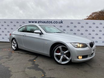 2008 BMW 3 SERIES COUPE 3.0 325I SE 215 BHP AUTO £3890.00