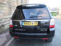 USED 2012 62 LAND ROVER FREELANDER 2.2 TD4 XS 5d 150 BHP