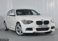 USED 2012 62 BMW 1 SERIES 1.6 116I M SPORT 5d 135 BHP BUY NOW, PAY 2 MONTHS LATER