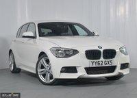2012 BMW 1 SERIES 1.6 116I M SPORT 5d 135 BHP £7763.00