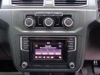 USED 2018 68 VOLKSWAGEN CADDY MAXI 2.0 C20 TDI TRENDLINE 101 BHP