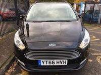 "USED 2016 66 FORD GALAXY 2.0 ZETEC TDCI 5d 148 BHP STUNNING SHADOW BLACK METALLIC PAINT WITH LUXURY BLACK CLOTH UPHOLSTERY. ONLY 1 OWNER FROM NEW. FULL SERVICE HISTORY. FORD SYNC ""3"" WITH 8"" COLOUR SCREEN. 7 SEATER. DAB RADIO. BLUETOOTH. FRONT AND REAR PARKING SENSORS. PRIVACY GLASS. AIR CONDITIONING. ELECTRIC WINDOWS. REMOTE CENTRAL LOCKING. ALLOY WHEELS. PLEASE GOTO www.lowcostmotorcompany.co.uk TO VIEW OVER 120 CARS IN STOCK."