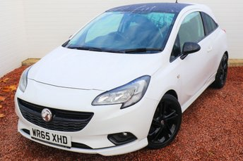 2015 VAUXHALL CORSA 1.4 LIMITED EDITION S/S 3d 99 BHP £7099.00