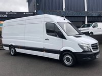 USED 2016 66 MERCEDES-BENZ SPRINTER 2.1 314CDI 140 BHP