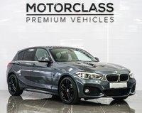 USED 2015 65 BMW 1 SERIES 2.0 120D M SPORT 5d AUTO 188 BHP