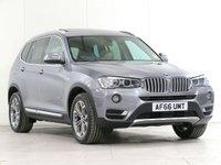 2016 BMW X3 2.0 xDrive20d xLine Auto [£6,805 OPTIONS] £18993.00