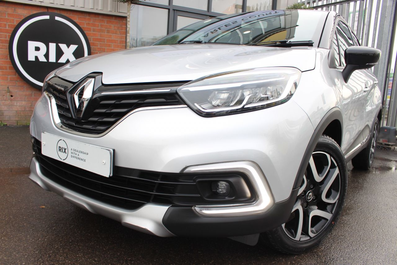 Used RENAULT CAPTUR for sale