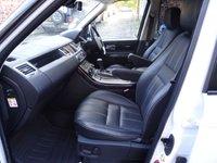 USED 2010 60 LAND ROVER RANGE ROVER SPORT 3.0 TDV6 HSE 5d AUTO 245 BHP (TV / Sunroof ++)