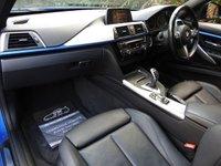 USED 2016 66 BMW 3 SERIES 2.0 320D XDRIVE M SPORT TOURING 5d AUTO 188 BHP 1 OWNER 87K VAT Q ESTORIL BLUE