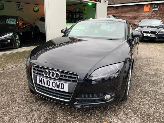 AUDI TT at Euxton Sports and Prestige