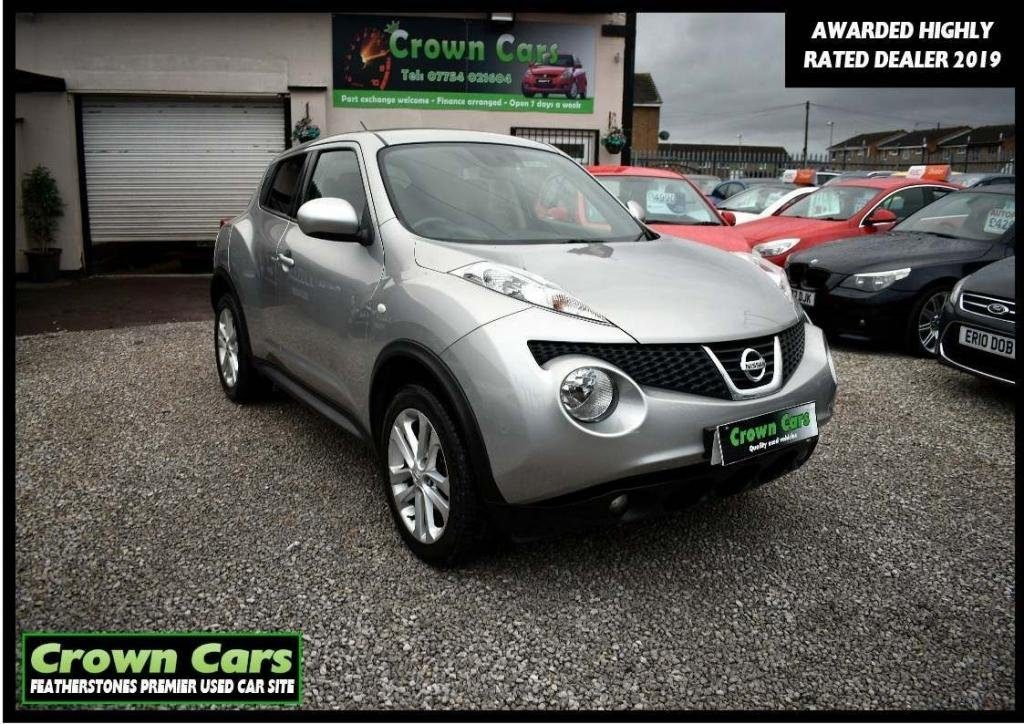 USED 2013 62 NISSAN JUKE 1.5 dCi Acenta Sport 5dr 3 MONTH WARRANTY & PDI CHECKS