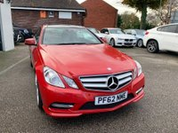 USED 2013 62 MERCEDES-BENZ E CLASS 3.0 E350 CDI BlueEFFICIENCY Sport G-Tronic 2dr FULL SERVICE HISTORY