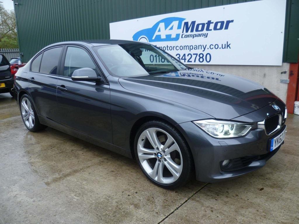 USED 2012 62 BMW 3 SERIES 3.0 330d SE Sport Auto (s/s) 4dr AUTOMATIC - SAT-NAV - DIESEL