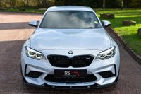 USED 2018 68 BMW M2 3.0 BiTurbo Competition DCT (s/s) 2dr CARBON AERO KIT+NAV+CAMERA