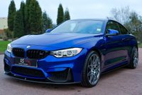 USED 2018 18 BMW M4 3.0 BiTurbo Competition Pack DCT (s/s) 2dr NAV+360CAMERA+HEAD UP DISPLAY