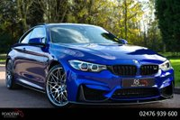2018 BMW M4 3.0 BiTurbo Competition Pack DCT (s/s) 2dr £43990.00