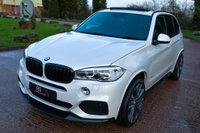 USED 2016 16 BMW X5 3.0 40d M Sport Auto xDrive (s/s) 5dr PAN ROOF+HEAD UP.+360 CAM.