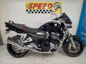 2004 SUZUKI GSX 1400 K4 GSX 1400 K4 £4295.00