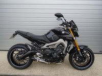 2015 YAMAHA MT-09 MT - 09 ABS £5294.00