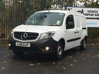 USED 2018 18 MERCEDES-BENZ CITAN 1.5 109 CDI BLUEEFFICIENCY 90 BHP 5 seater