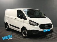 USED 2018 68 FORD TRANSIT CUSTOM 2.0 300 BASE L1 H1  * 0% Deposit Finance Available