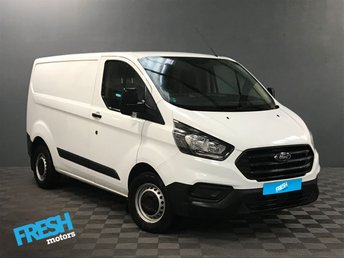 2018 FORD TRANSIT CUSTOM 2.0 300 BASE L1 H1  £11385.00