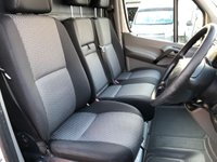 USED 2013 13 VOLKSWAGEN CRAFTER 2.0 CR35 TDI MWB HIGH ROOF 136 BHP AIR CON