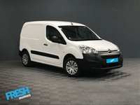 USED 2017 67 CITROEN BERLINGO 1.6 850 ENTERPRISE L1 BLUEHDI  * 0% Deposit Finance Available