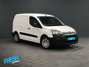 2017 CITROEN BERLINGO