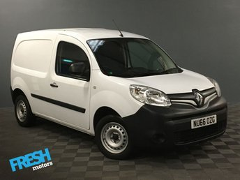 2016 RENAULT KANGOO 1.5 ML19 BUSINESS DCI  £6285.00