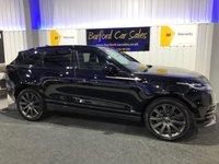 USED 2018 68 LAND ROVER RANGE ROVER VELAR 2.0 R-DYNAMIC HSE 5d AUTO 178 BHP