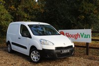 USED 2014 14 PEUGEOT PARTNER 1.6 HDI PROFESSIONAL L1 625 75PS Air Conditioning, Bluetooth, 3 Seats, Electric Mirrors