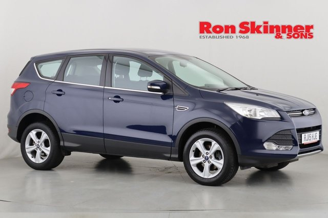 View our 2015 15 FORD KUGA 1.5 ZETEC 5d 148 BHP